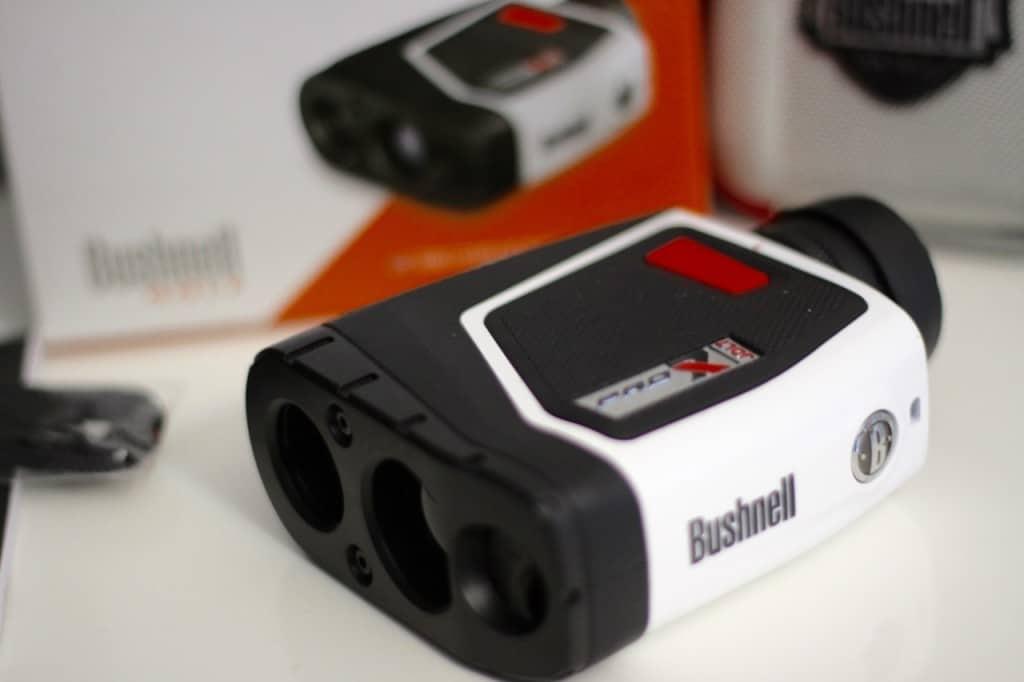 Bushnell Pro X7 Golf Rangefinder