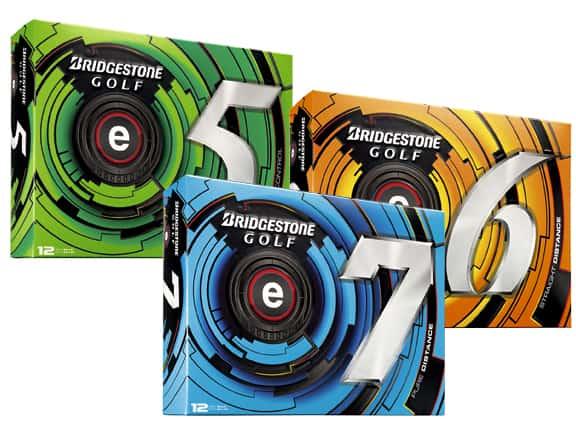 Review: The Bridgestone E-series Golf Balls