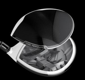 M1 Golf Drive - Carbon Crown Top