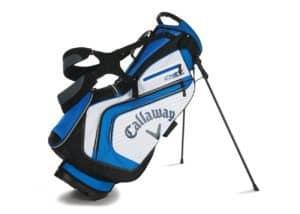 Callaway Chev Golf Bag | Side View | TwoGolfGuys.com