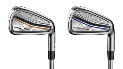 Golf Club Review: King Forged Tour Irons
