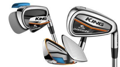 Golf Club Review: King Oversize Irons