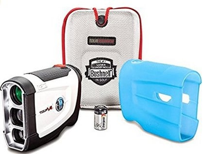Golf Gift Guide, Bushnell V4 Golf Laser Rangefinder