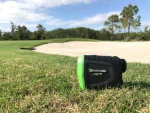 Precision Pro NX7 Laser Rangefinder - TwoGolfGuys.com - Best Golf Rangefinder